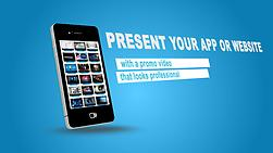 Make a Iphone application presentation
