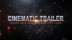 Make a Movie trailer template